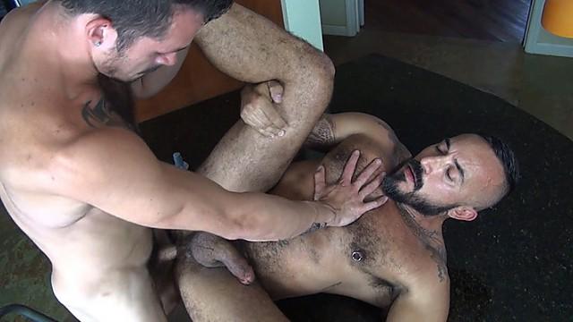 Jimmie Slater and Alessio Romero
