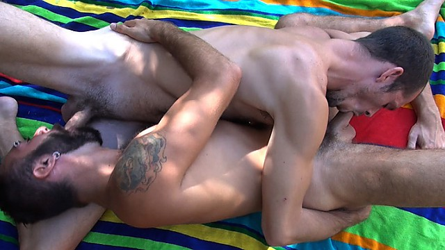 Jimmie Slater and Ethan Palmer