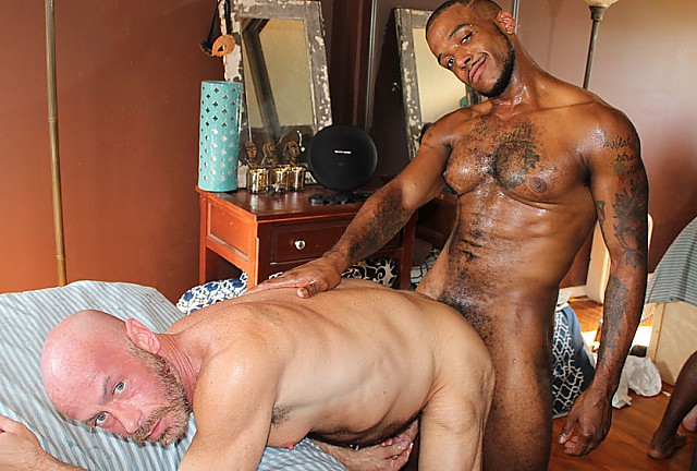 Micah and Nick Trade Raw Hard Fucks