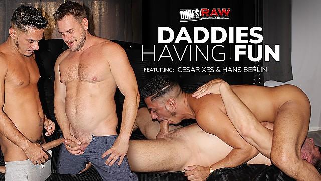 Daddies Having Fun
