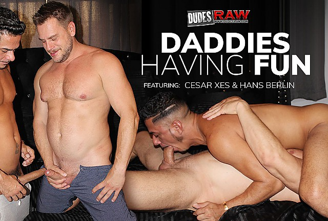 Daddies Having Fun