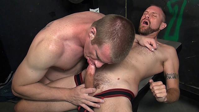 Blake Daniels and Jaxon