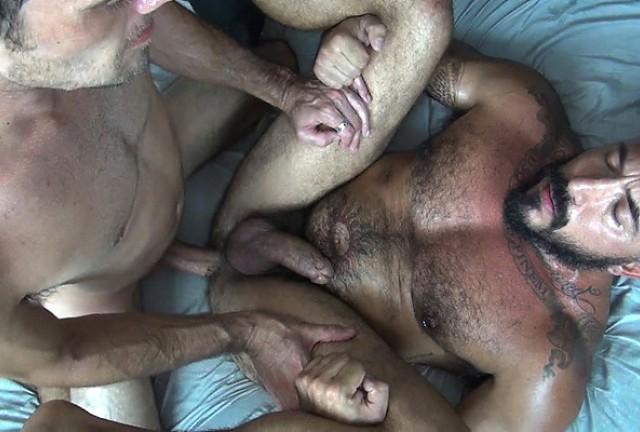 Brett Bradley and Alessio Romero