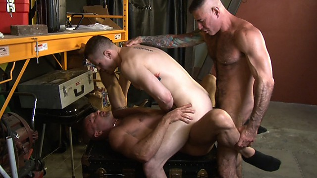 Chad Brock, Nick Moretti and Blue Bailey